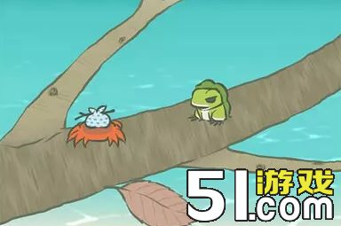 旅行青蛙怎么可以获得树枝照片 旅行青蛙树枝照片获得