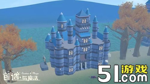 创造与魔法城堡怎么建造 创造与魔法雨萌城堡建造方法