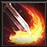 烈火剑法技能图标